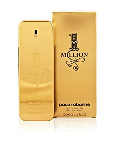 Paco Rabanne Eau De Toilette One Million Man 100 ml