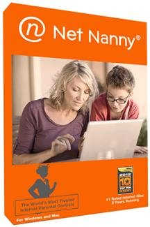NET NANNY (SOFTWARE - PRODUCTIVITY)