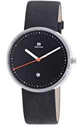 Danish Designs Men's IQ13Q723 Stainless Steel Watch