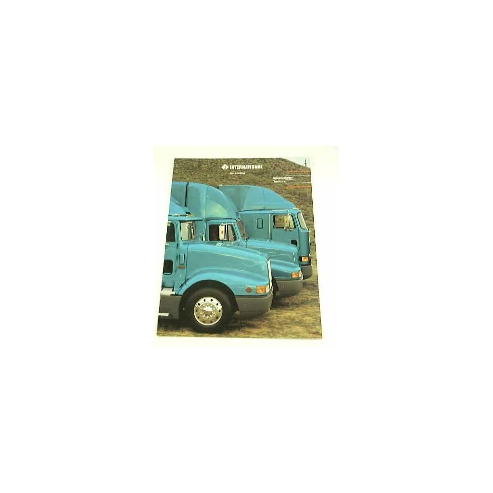 1990 90 International TRACTOR Truck BROCHURE 4700 9600