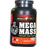 Pioneer Nutritions Mega Mass Ultimate Mass Gainer Dietary Supplement- 1 Kg