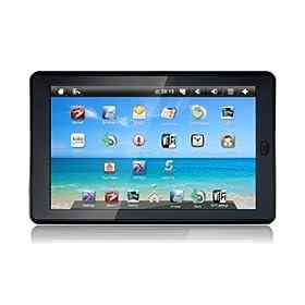Sylvania SYTAB7MX 7-Inch Tablet (Black)