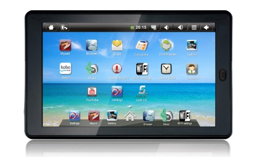 Sylvania SYTAB7MX 7-Inch Tablet (Black)