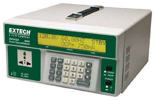 Extech 380820 Universal Ac Power Source And Ac Power Analyzer