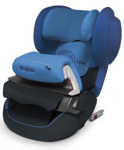 Cybex Autositz Juno-Fix Heavenly Blue-blue