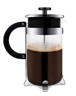 Vialli Design AMO 1.0L Cafetiere Coffee Maker Press
