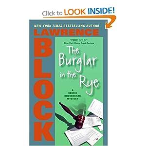 Mon premier blog the burglar in the rye bernie rhodenbarr mysteries lawrence block fandeluxe Images