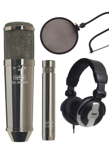 Cad Audio Gxl3000Bpsp Condenser Microphone, Multipattern
