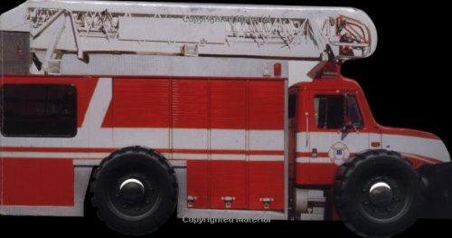 Wheelie Board Books: Fire Engine
