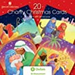 Oxfam Religious Charity Christmas Cards - Religious Cute (Box of 20)
