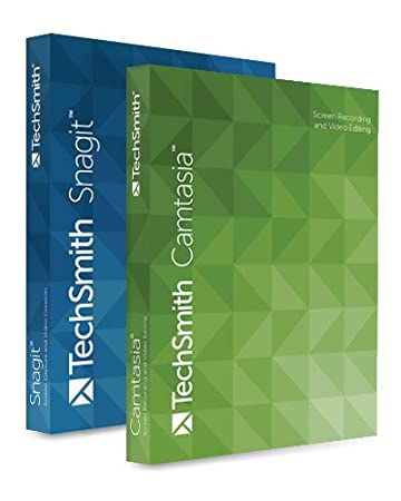 TechSmith Camtasia Studio 8 / Snagit 12 Bundle