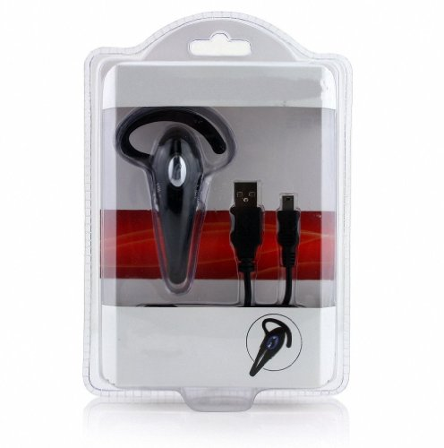 P&O Ps3 Neutral Bluetooth Headset Black