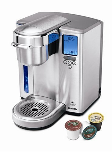 Breville K Cup Coffee Maker front-26002