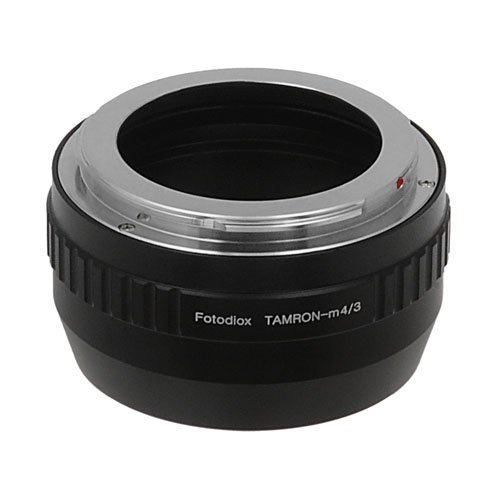 Fotodiox Tamron Adaptall II Lens Adapter for MFT Micro 4/3 Four Third Cameras, fits Olympus PEN E-PL1, E-PL1s, E-PL2, E-PL3, E-P2, E-P3, E-M, OM-D, E-M5, Panasonic Lumix DMC-G1, G2, G3, G10, GX1, GH1, GH2, GF1, GF2, GF3, GF5, Panasonic AG-AF100