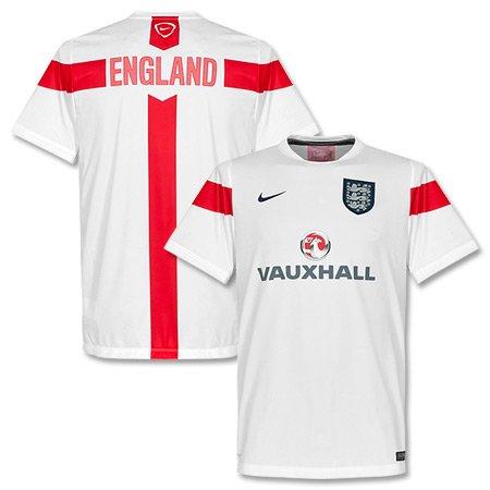 2014-15 England Nike Pre-Match Training Jersey