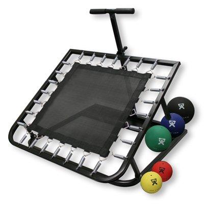 CanDo-10-3132-Adjustable-Ball-Rebounder-Set-with-Rectangular-Rebounder-5-Balls