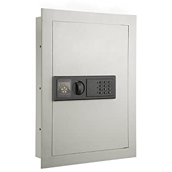 Paragon 7750 Electronic Wall Lock And Safe Hidden Large