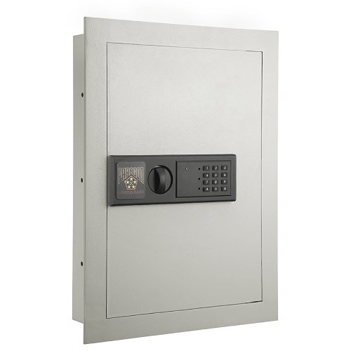 Paragon 7750 Electronic Wall Lock and Safe, .83 CF Hidden In Wall Large Safe (Wall Mounted Gun Safe compare prices)
