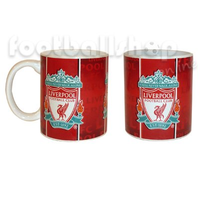 Liverpool FC Official Ceramic Mug