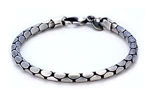 Bico Snake 18cm Chain Bracelet (FB14 18cm) Tribal Street Jewellery