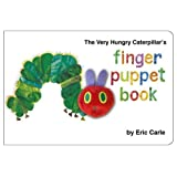 The Very Hungry Caterpillar Finger Puppet Bookby Eric Carle