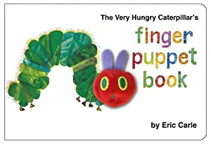 Very Hungry Caterpillar Finger Puppet Book (The Very Hungry Caterpillar) online