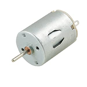 Dc 6v 6300rpm 2mm Shaft Magnetic Mini Motor For Diy Toys