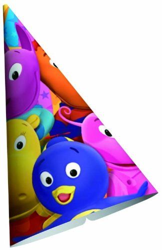 Party Cone Hats - Backyardigans