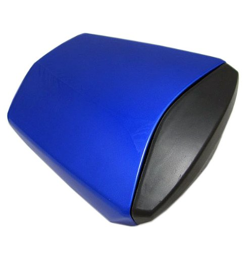 Racing Sport Motorcycle ABS Rear Seat Cowl Cover Cowl Fit for YAMAHA R6 03-05 BLUE (03 R6 Rear Seat Cowl compare prices)
