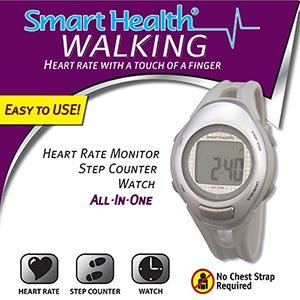 Smart Health Mid Size Walking Heart Rate