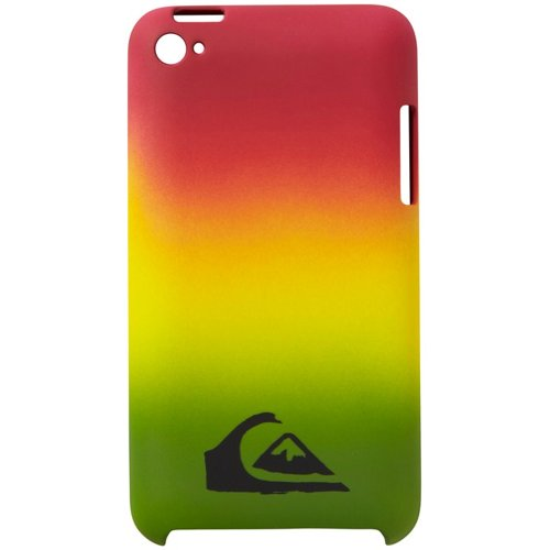 Quiksilver Touch Case Phone Accessories - Rasta