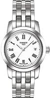 Tissot Womens TIST0332101101300 Dream White Dial Watch
