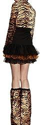PinkBunny Women's Fancy Lovely Tiger Tutu Skirt Dress Costume