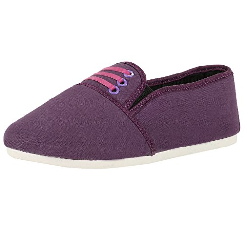 Globalite-Womens-Casual-Shoes-Marry-Purple-GSC0515