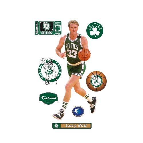 Larry Bird Boston Celtics Wall Decal