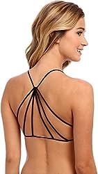 Spangel Fashion New Pyramid Style Bra (Free Size, Size of 28 to 36)