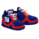 NFL New York Giants 2015 Sneaker Slipper, Large, Blue