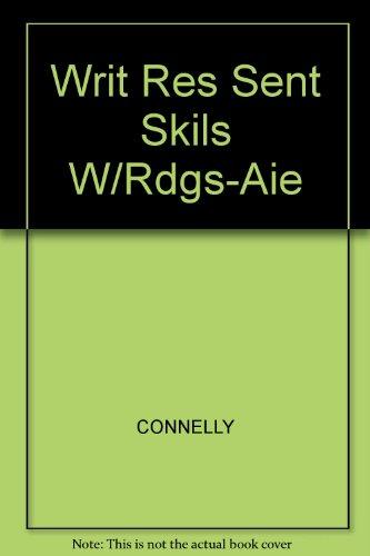 Writ Res Sent Skils W/Rdgs-Aie