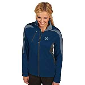 MLB Seattle Mariners Ladies Discover Jacket by Antigua