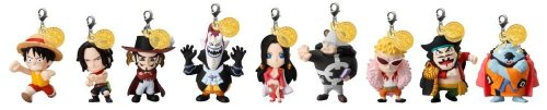 From TV animation ONE PIECE ONE PIECE MASCOT 2nd (BOX)