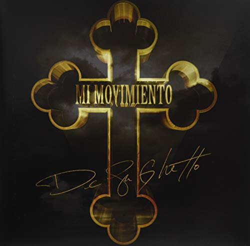 Vinilo : De la Ghetto - Mi Movimiento (LP Vinyl)