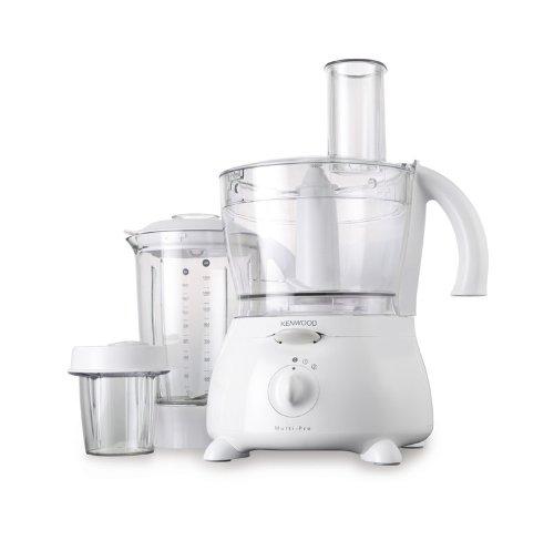 Kenwood Multipro FP580 Küchenmaschine 2 Geschwindigkeiten weiß [Haushaltswaren]