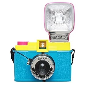 Lomography Diana F+ CMYK Edition Medium Format Camera