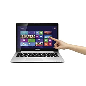 ASUS VivoBook S400CA-DH51T 14-Inch Touch Ultrabook
