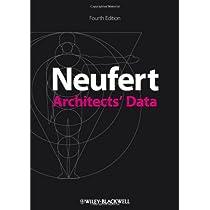Neufert Architects' Data, Fourth Edition
