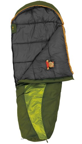 Childrens Sleeping Bag Kids Eureka Grasshopper 30 Degree
