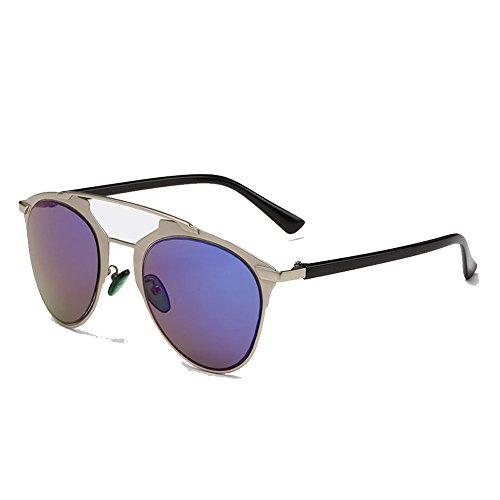 [Final Bliss Unisex Big Frame Euroupe and America Fashion Sunglasses(X1)] (Morpheus Costumes Sunglasses)