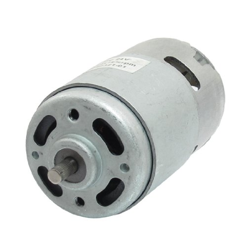 4600 rpm 24v high torque cylinder magnetic electric mini for Measuring electric motor torque