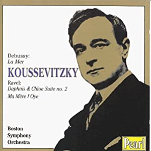 Koussevitsky Conducts French