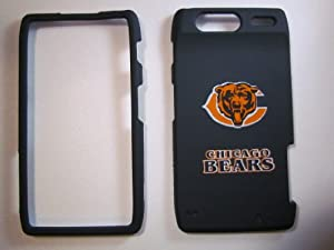 Chicago Bears For Motorola Droid RAZR XT912 Hard Case Faceplate